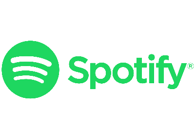 Spotify (Home Page)